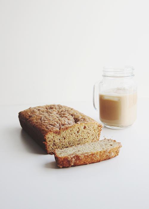 One Banana Banana Bread | The Fauxmartha
