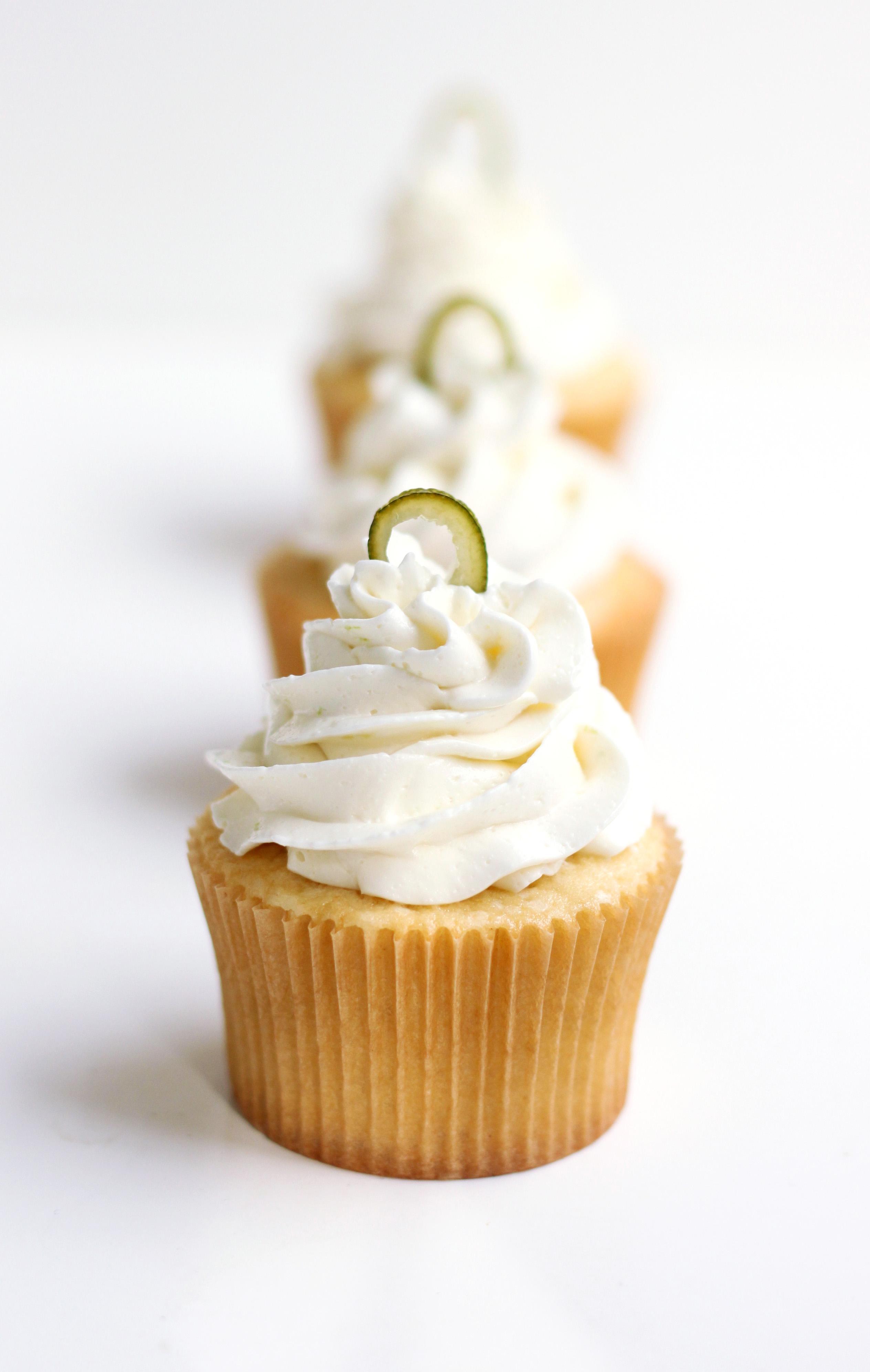 margarita cupcakes, thefauxmartha