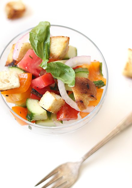 Panzanella | The Faux Martha