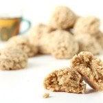 Coconut Oatmeal Wheat Cookies | The Faux Martha