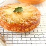 Pear Upside-Down Cake | The Faux Martha