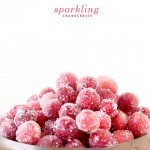 Sparkling Cranberries | The Fauxmartha
