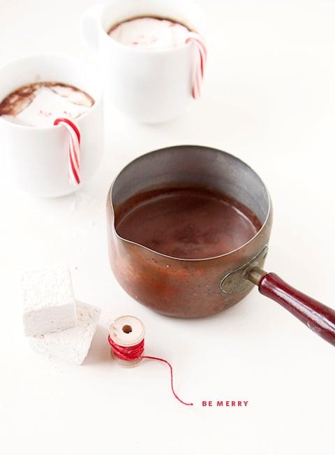 The Fauxmartha | Hot Chocolate