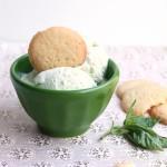 Basil Ice Cream | The Fauxmartha