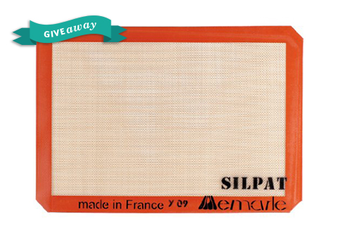 The Fauxmartha | Silpat Giveaway