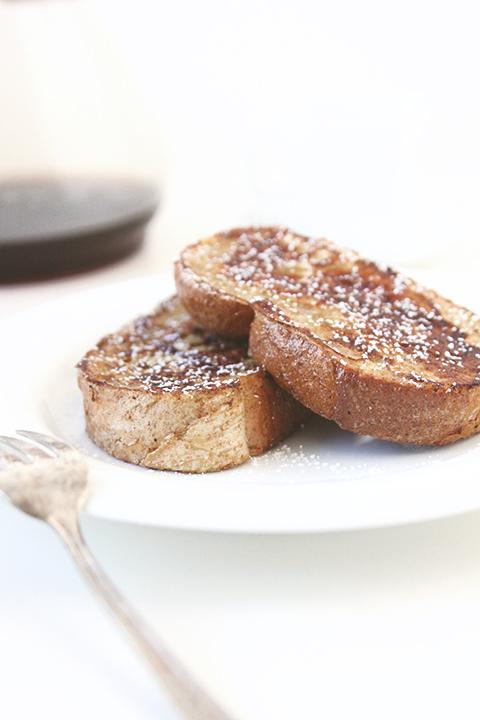 The Fauxmartha   French Toast