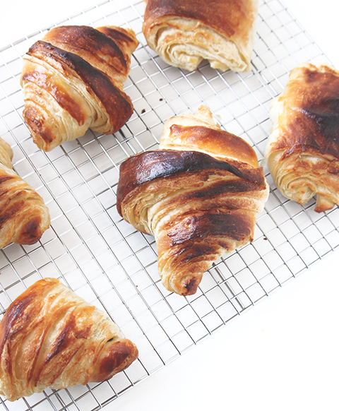 Croissants | The Fauxmartha