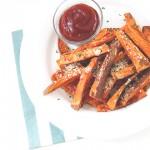 Sweet Potato Fries | The Fauxmartha