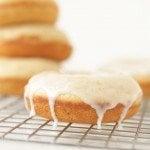Vanilla Bean Donuts | The Fauxmartha