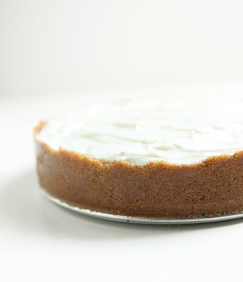 No-bake Orange Cardamom Cheesecake   The Fauxmartha