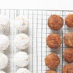 Baked Donut Holes | The Fauxmartha
