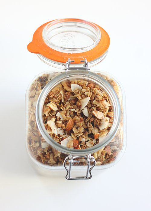 The last granola recipe | The Fauxmartha
