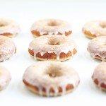 GF Lemon Poppy Seed Doughnuts