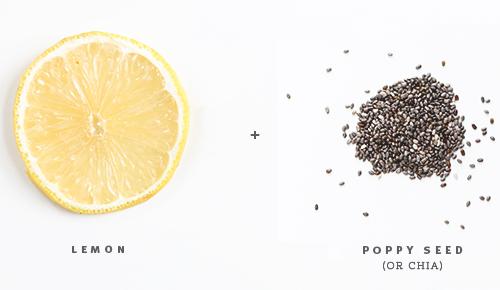 Lemon Poppyseed Muffin | The Fauxmartha