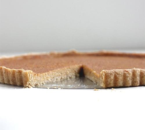 Maple Pumpkin Pie | The Fauxmartha