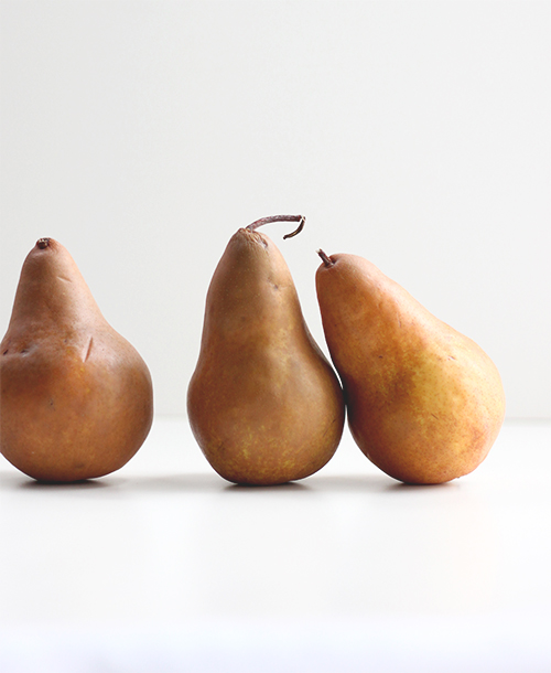 Pear Almond Galette   The Fauxmartha