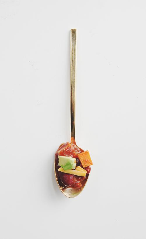 Vegetarian Chili | The Fauxmartha