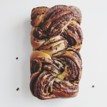 Braided Chocolate Bread | The Fauxmartha