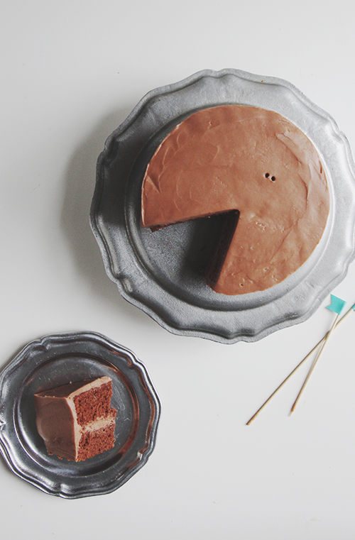 Salted Nutella Buttercream   The Fauxmartha