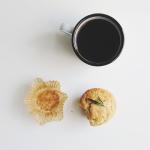 Orange Rosemary Muffins | The Fauxmartha