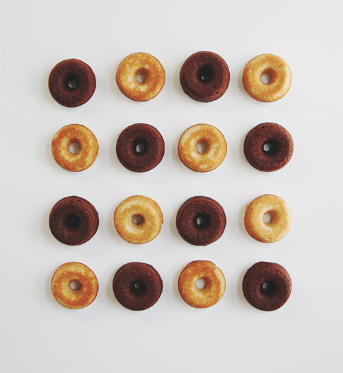Mix and Match Donuts | The Fauxmartha