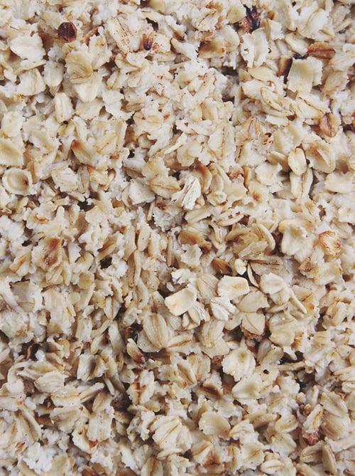 Toasted Oatmeal Ice Cream | The Fauxmartha