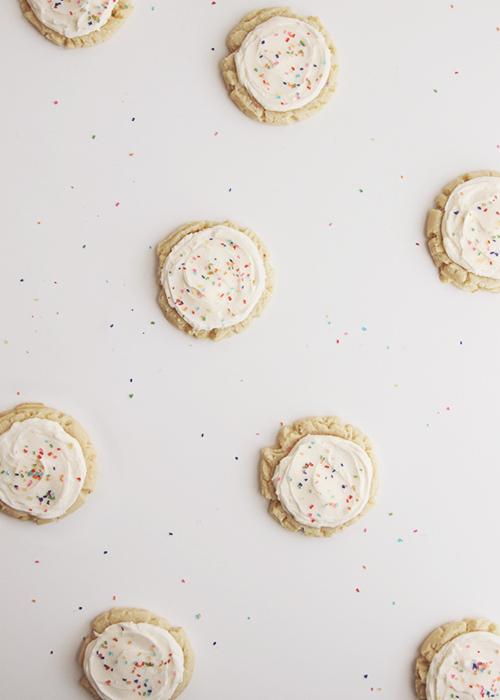 Big Fat Sugar Cookies