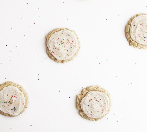 Big Fat Sugar Cookies | The Fauxmartha