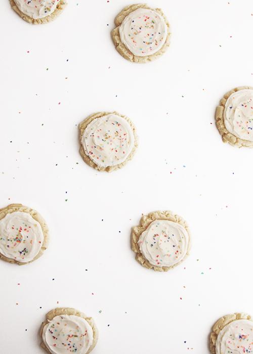Big Fat Sugar Cookies | The Fauxmartha