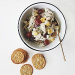 Lucy's Chicken Salad | The Fauxmartha