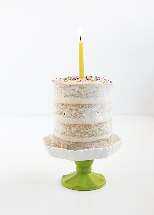 Baby's First Birthday Cake   The Fauxmartha