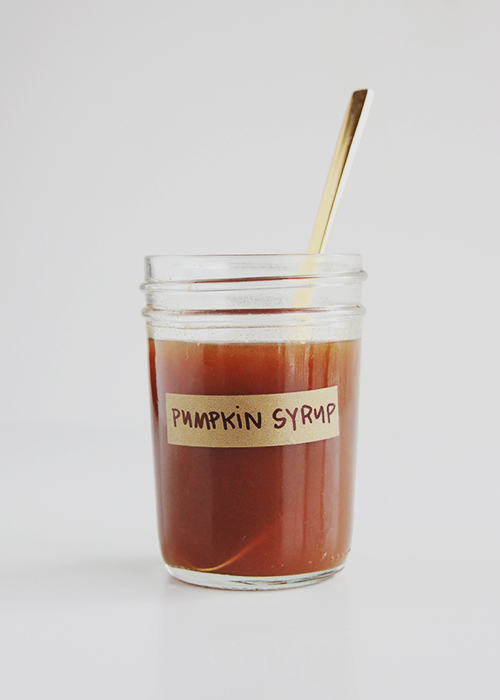 Maple Pumpkin Latte Syrup | The Faumxartha