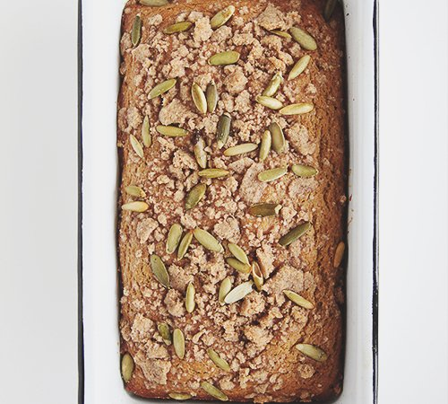 Browned Butter Pumpkin Bread | The Fauxmartha
