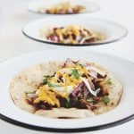 Boozy Beef and Butternut Tacos | The Fauxmartha