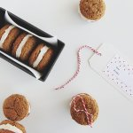 Ginger Snap Whoopie Pies | The Fauxmartha