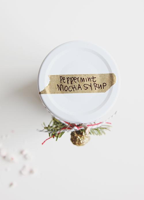 Peppermint Mocha | The Fauxmartha