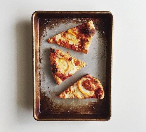 How to reheat pizza | @thefauxmartha