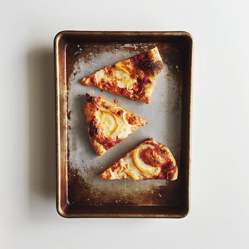 How to reheat pizza | @thefauxmartha