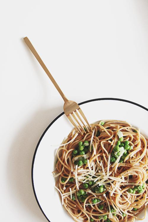 One-pot Pantry Pasta | @thefauxmartha
