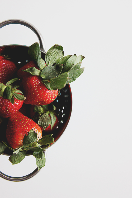 Strawberry Puff Pastry Bites  | @thefuaxmartha
