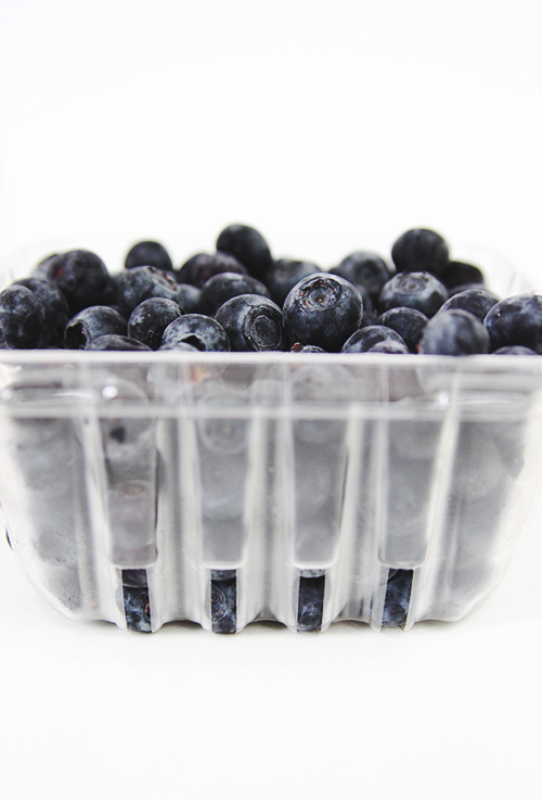 Blueberry Breakfast Cake | @thefauxmartha