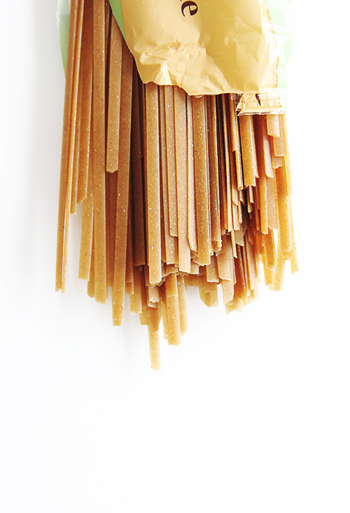 Balsamic Pasta | @thefauxmartha