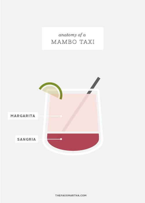 Mambo Taxi | @thefauxmartha
