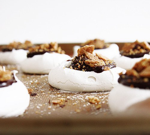 Fancy S'mores | @thefauxmartha