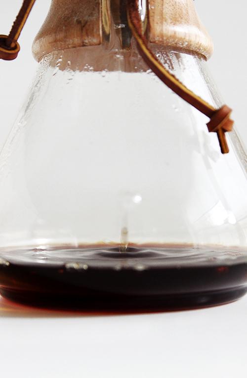 How to make good coffee at home | @thefauxmartha