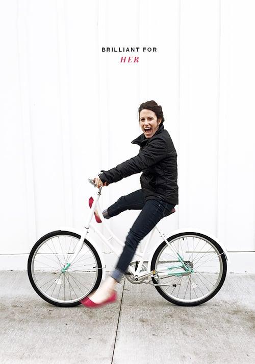 His and Hers Brilliant Bikes | @thefauxmartha