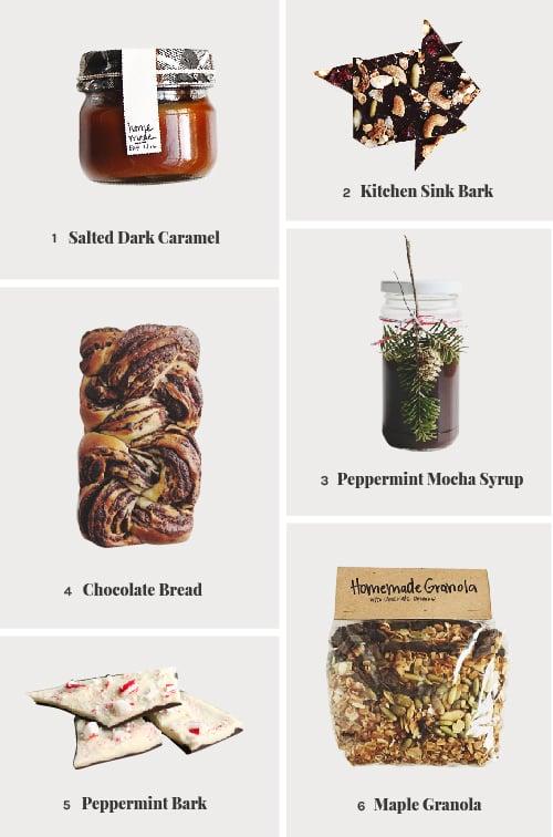 Edible Gift Guide | @thefauxmartha