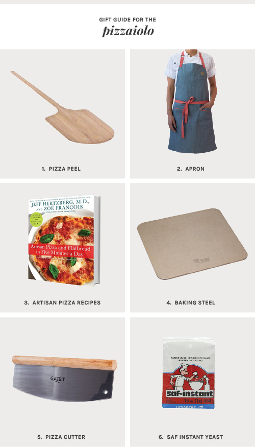 Pizzaiolo Gift Guide | @thefauxmartha