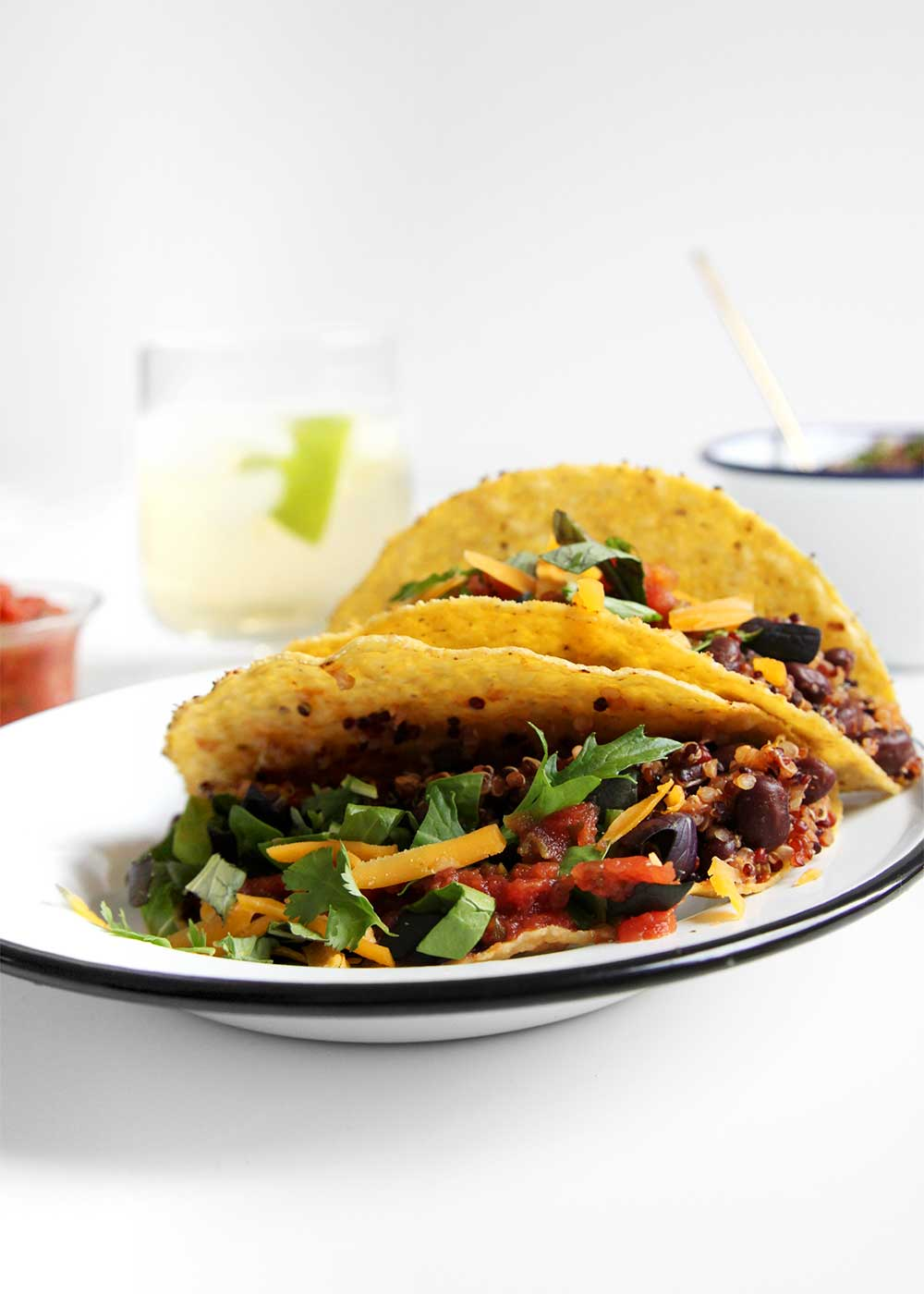"""quick Vegetarian Taco """"Meat"""" from the faux martha"""