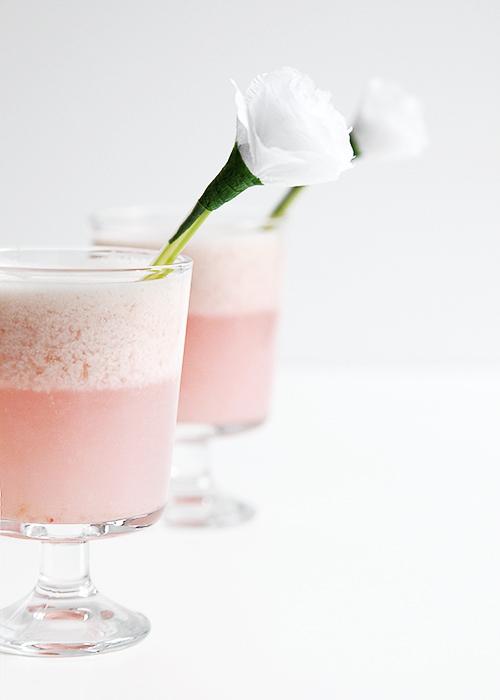 Creamsicle Cocktail | @thefauxmartha